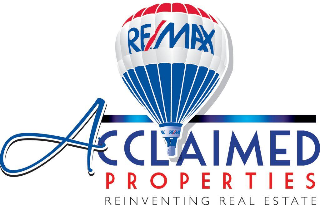 Judy Buckmaster - RE/MAX Acclaimed Properties