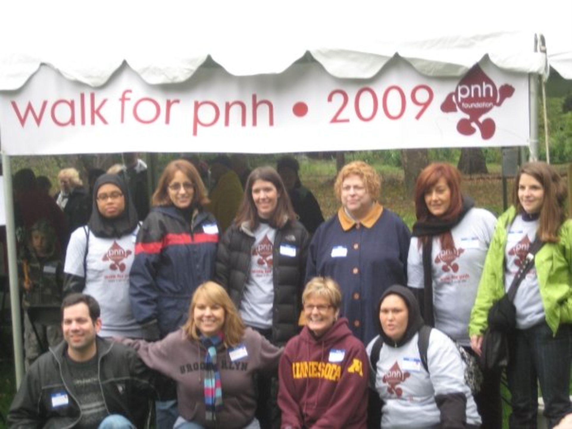Erin Olivier Walks for PNH