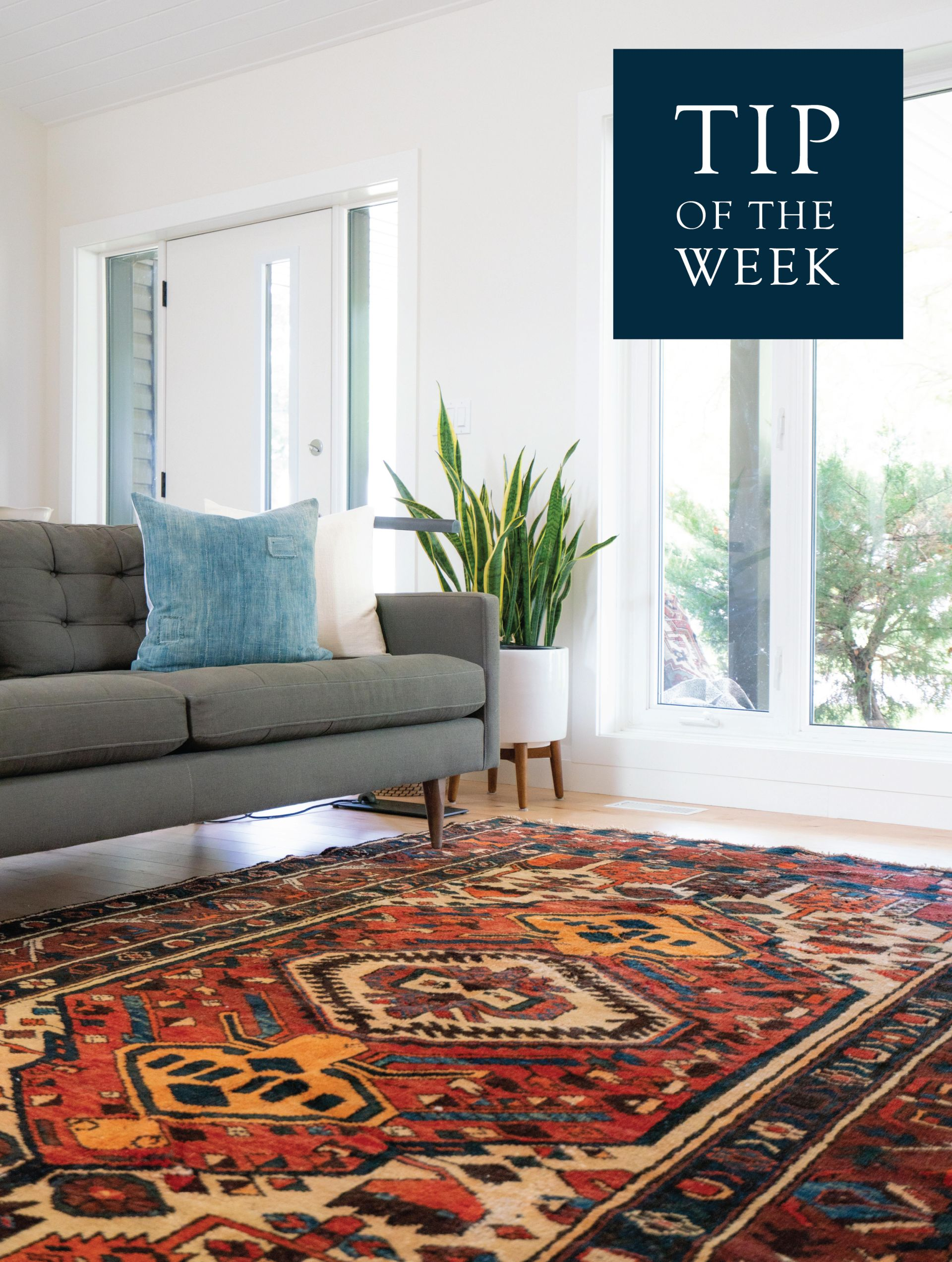 Tips for Choosing Rugs in Your Home