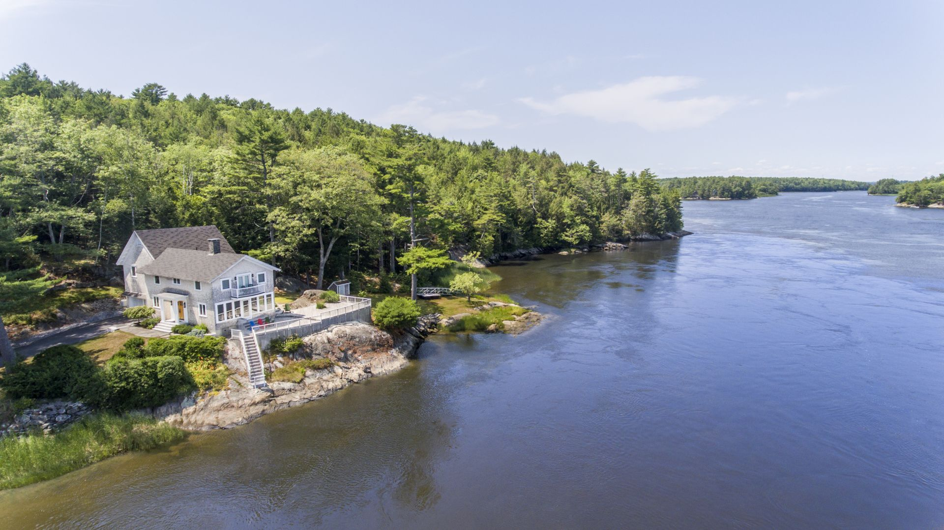 JUST LISTED – 1600 Washington Street, Bath, ME | Waterfront