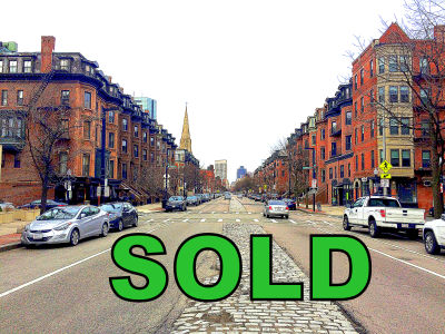 SOLD OFF MARKET One Bedroom with Deeded Parking — South End
