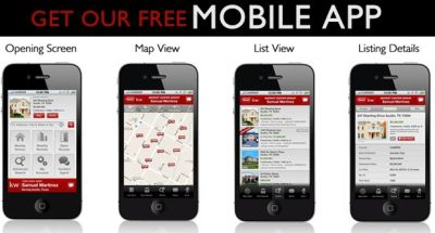 Search Homes In The Palm Of Your Hand