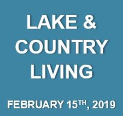 Lake & Country Living: What's Happening at the Lake…February 15th