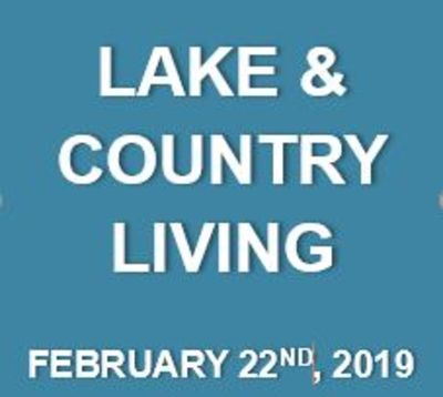 Lake & Country Living: What's Happening at the Lake…February 22nd