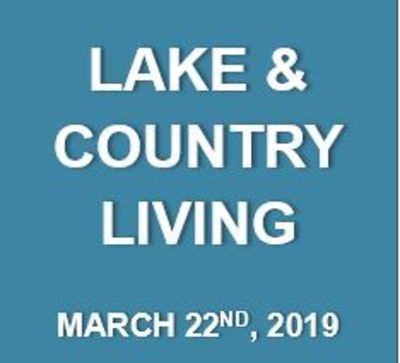 Lake & Country Living: What's Happening at the Lake…March 22nd
