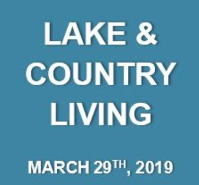 Lake & Country Living: What's Happening at the Lake…March 29th