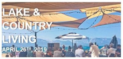 Lake & Country Living: What's Happening at the Lake…April 26th