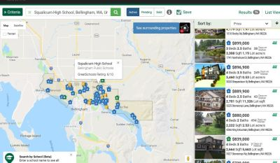 3 ways to use John L Scott's New Search by School Tool