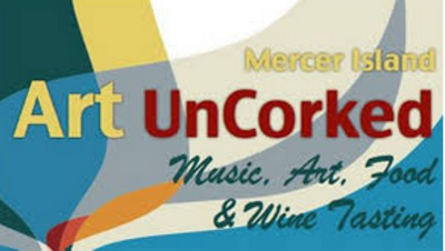 4th Annual Mercer Island Art UnCorked event