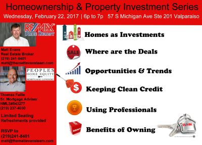 Homeownership & Property Investment Series