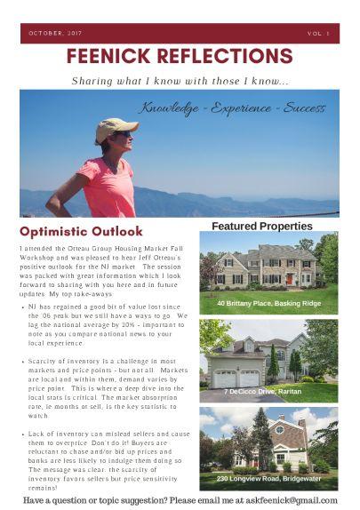 Introducing Feenick Reflections