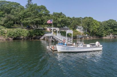 JUST LISTED – 6 Clark Lane, Georgetown, ME | Waterfront