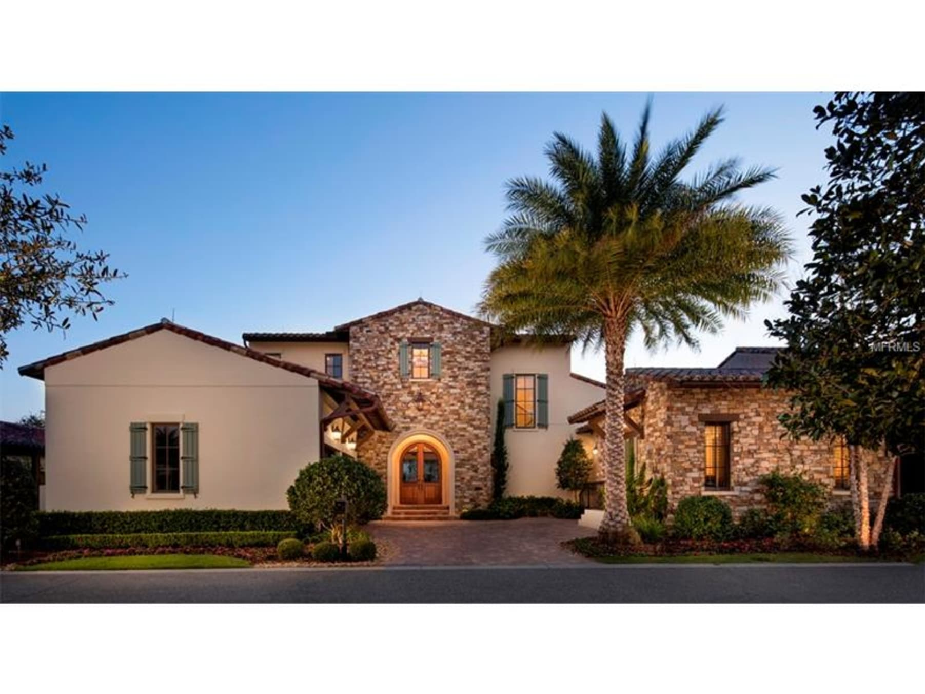 Luxury Homes Estates Winter Garden Windermere Dr Phillips Golden Oak ...