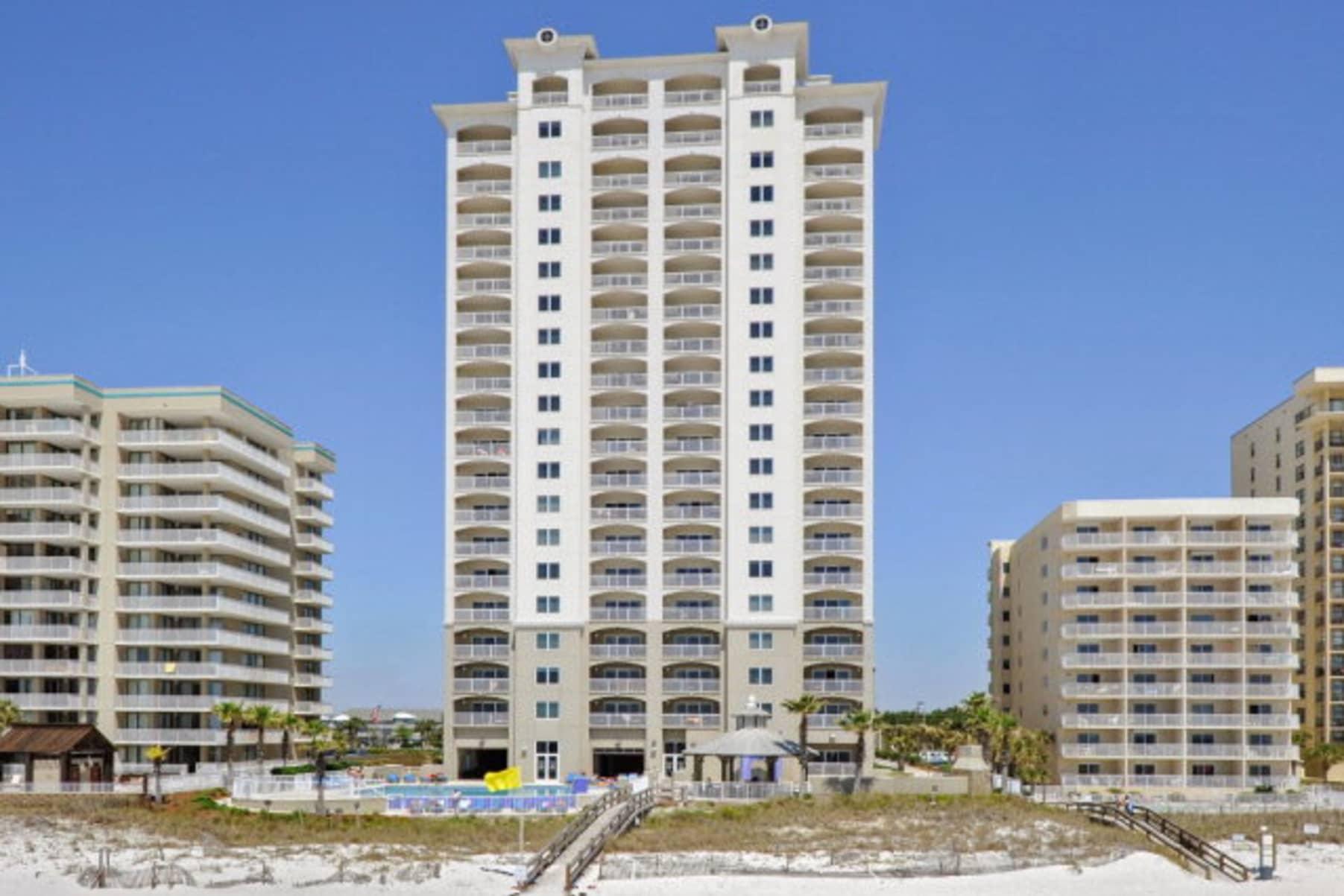 Condos For In Escapes To The Ss Orange Beach Al