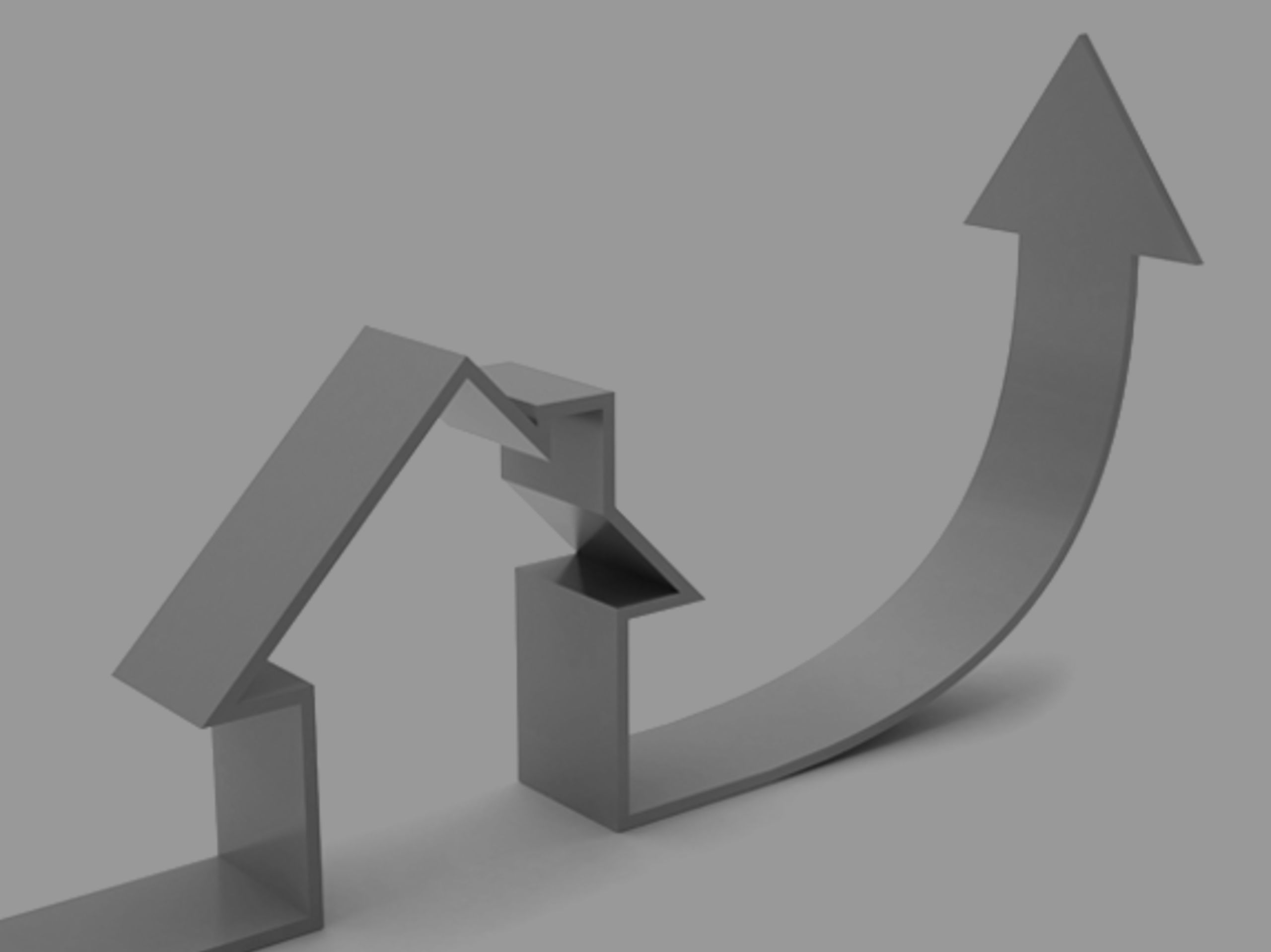 Home Prices Driven up by Inventories, Again
