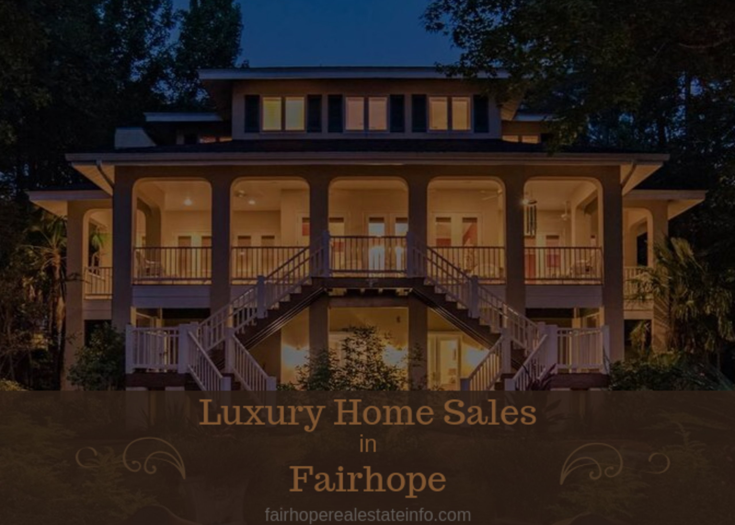 Luxury Home Sales in Fairhope – Sept 2019