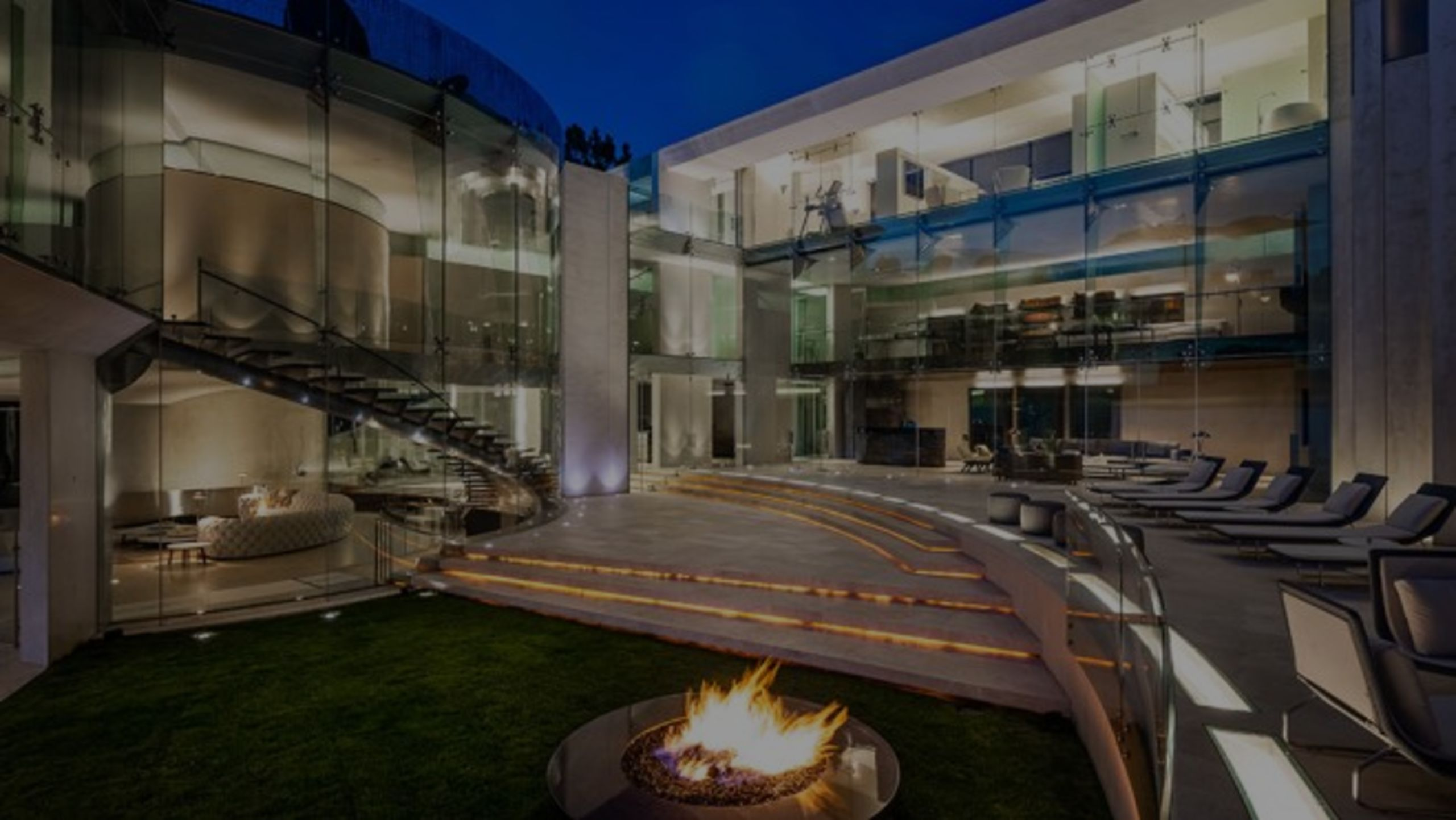 "Home of the Week: Alicia Keys and Swizz Beatz's New $21 Million SoCal Oceanfront Masterpiece The home's incredible subterranean garage appeared in the ""Iron Man"" movie."