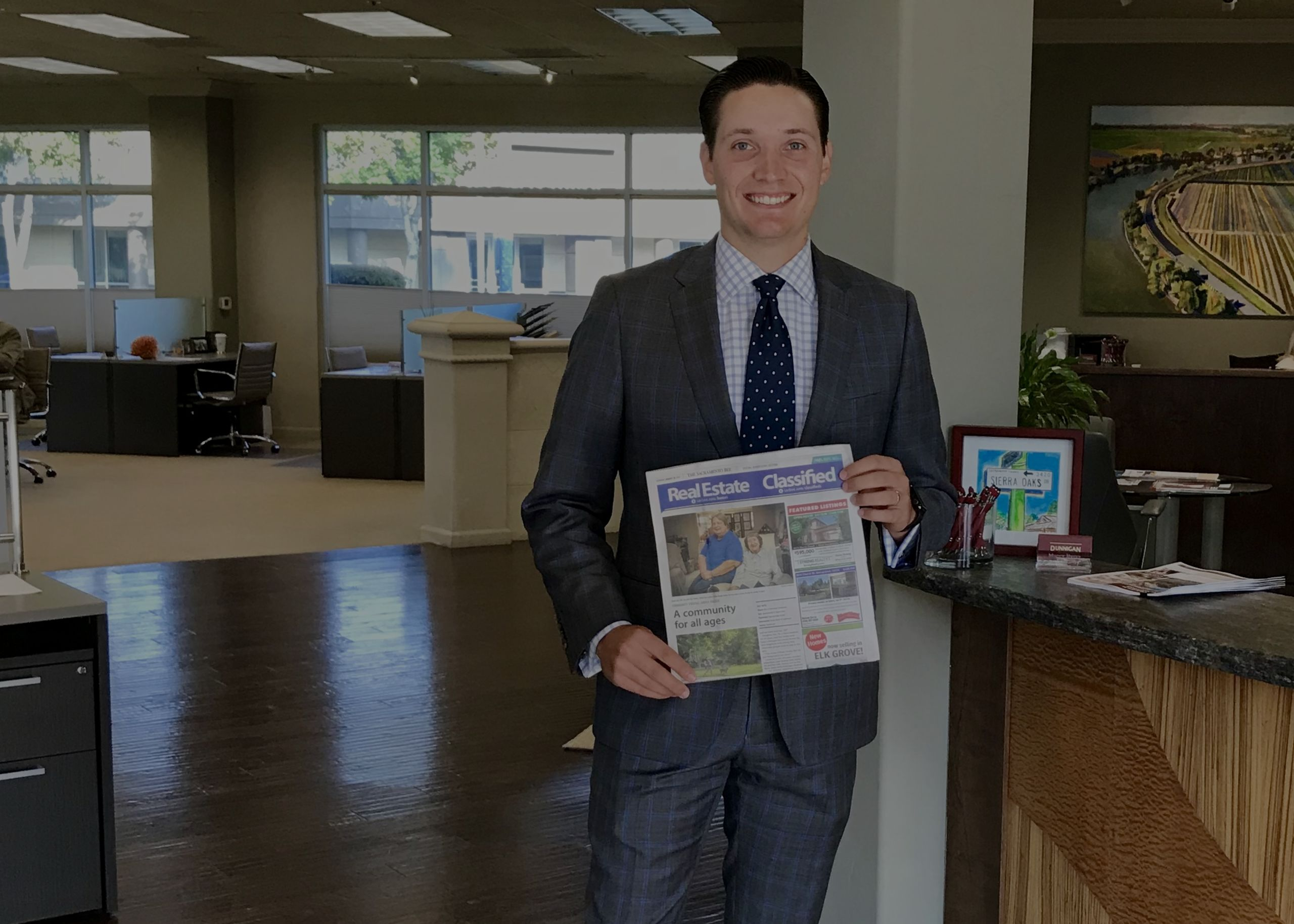 Byers Team Featured in The Sacramento Bee
