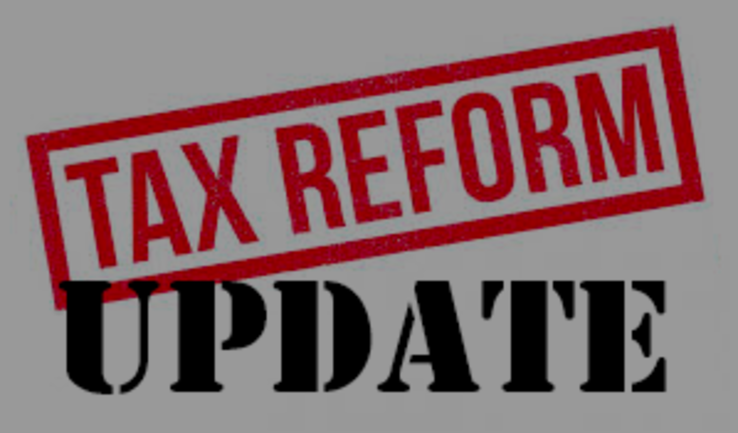 2018 Tax Reform: Sellers