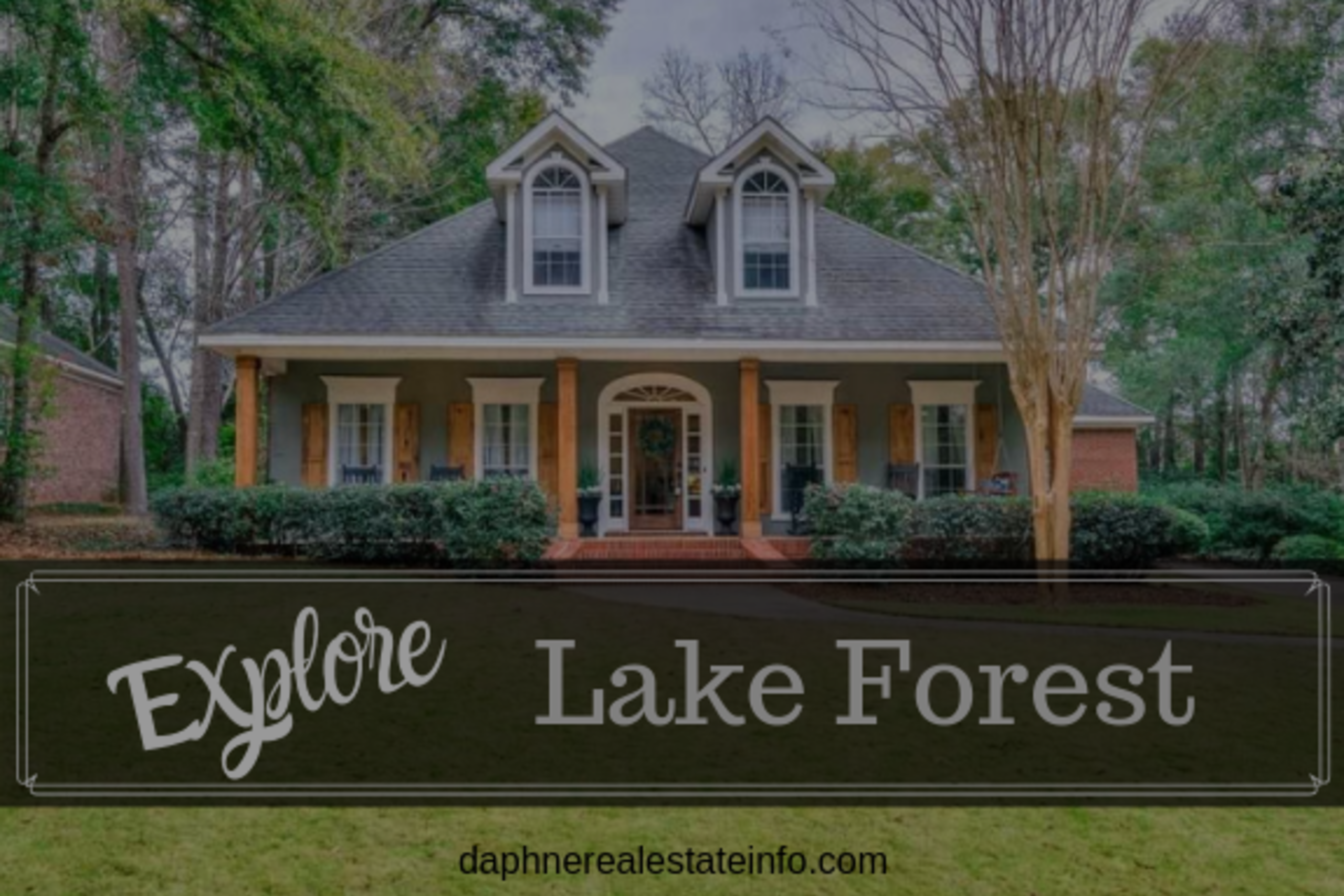 Explore Lake Forest