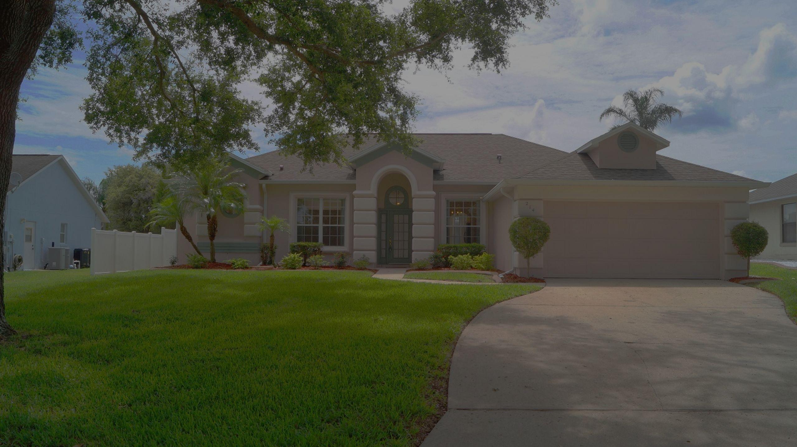 Just Listed – House for Sale Sunridge Woods, Davenport, FL 33837