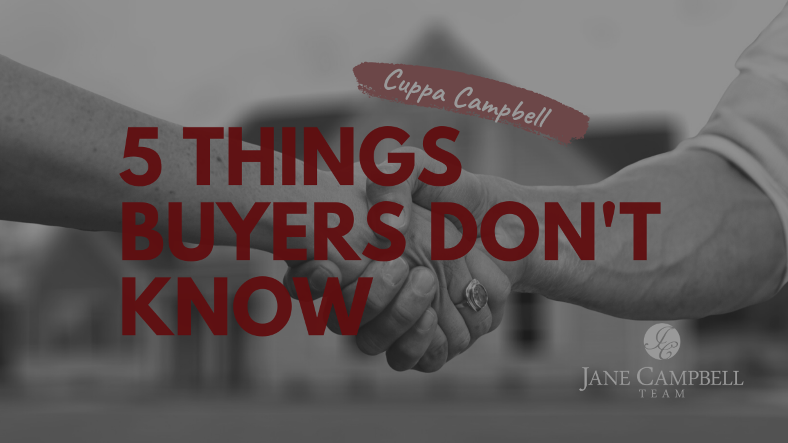 5 Things Buyers Don't Know