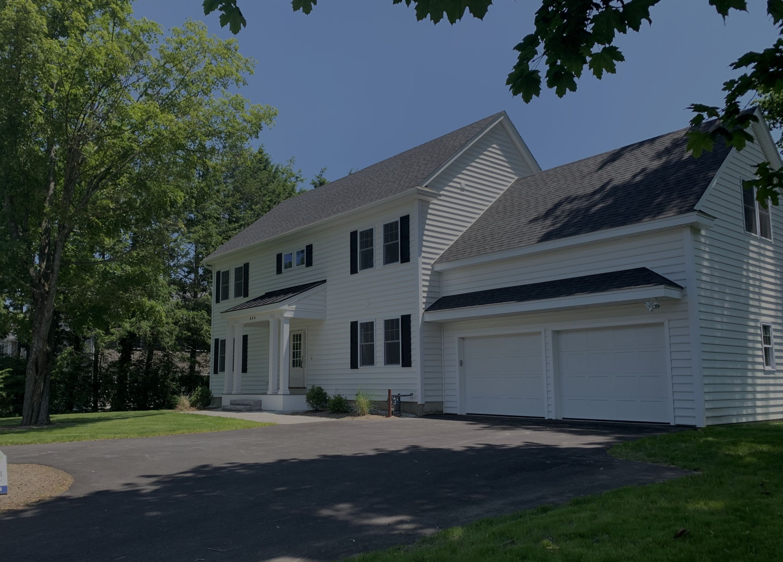 Under Agreement: Concord, MA- High Performance Homes