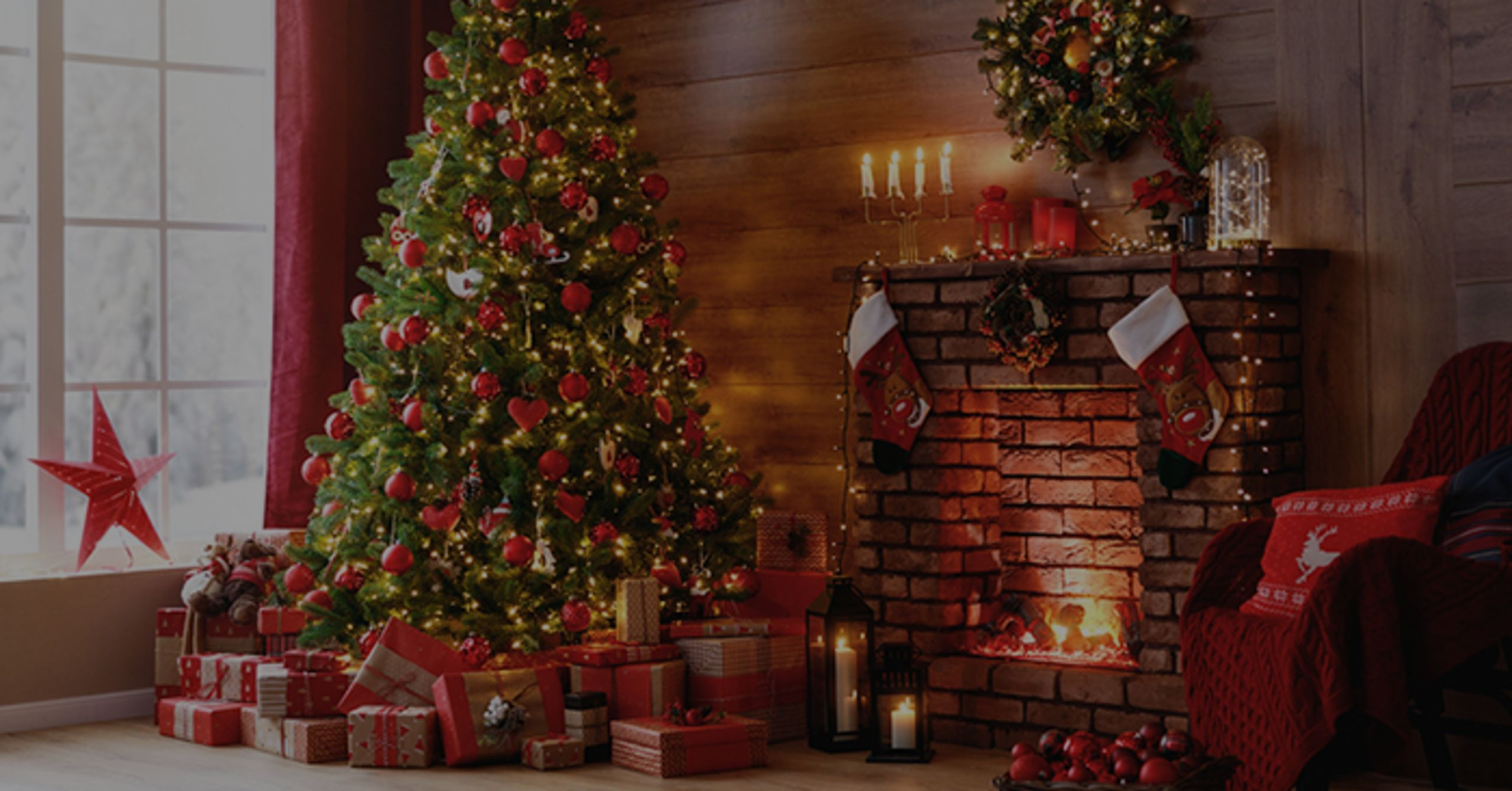 Decorating My Home During Christmas