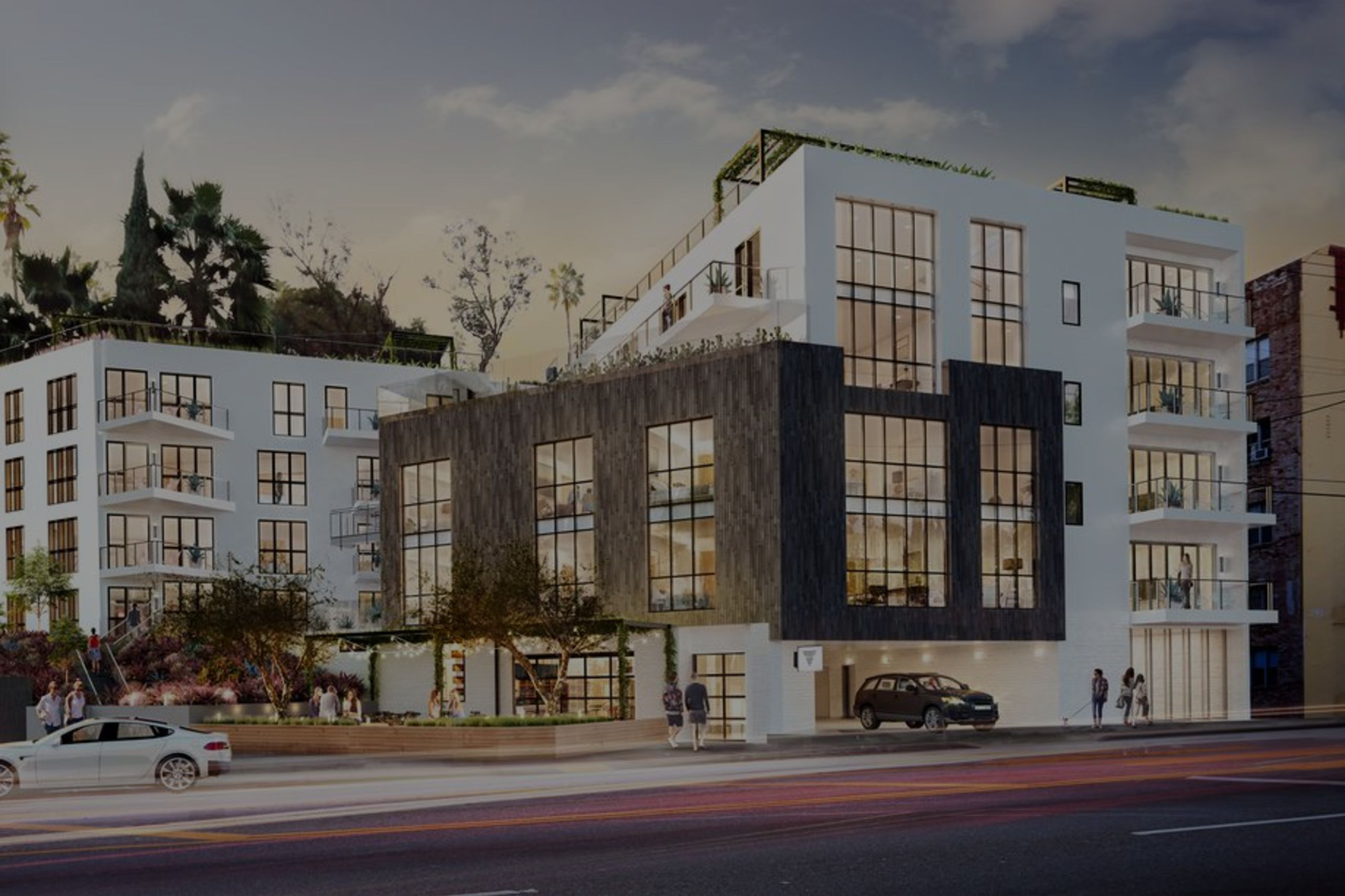 First look at Silver Lake condos headed for Sunset Boulevard