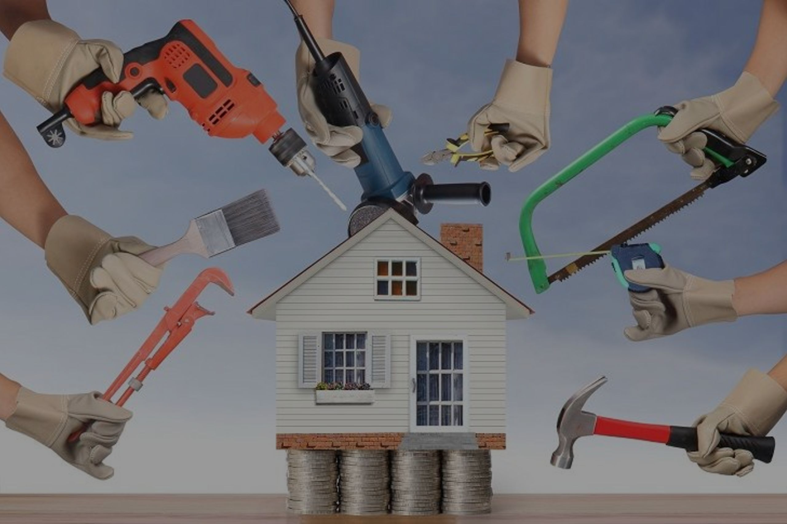 Home improvement tools: Why buy when you can rent?