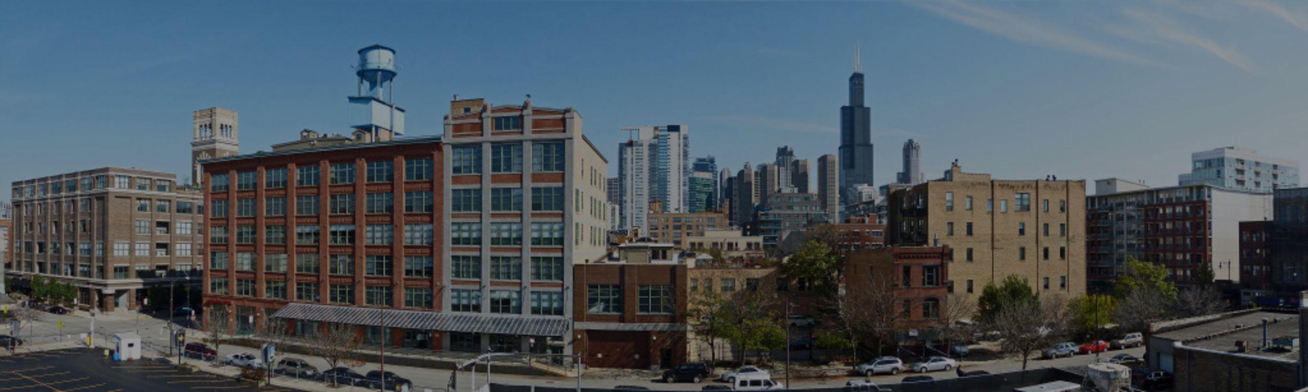Uber Excitement in Chicago's West Loop