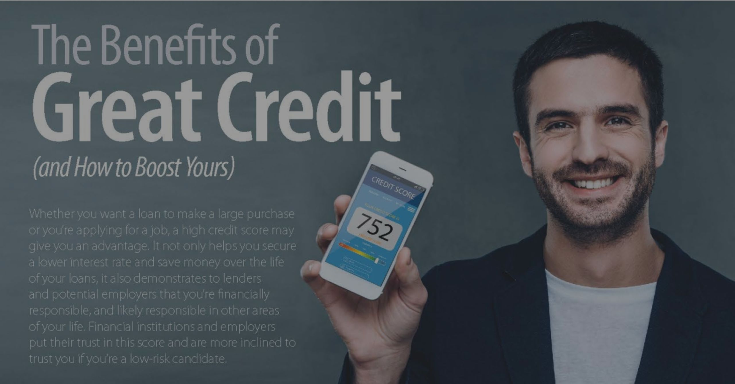 The Benefits of Great Credit (and How to Boost Yours)