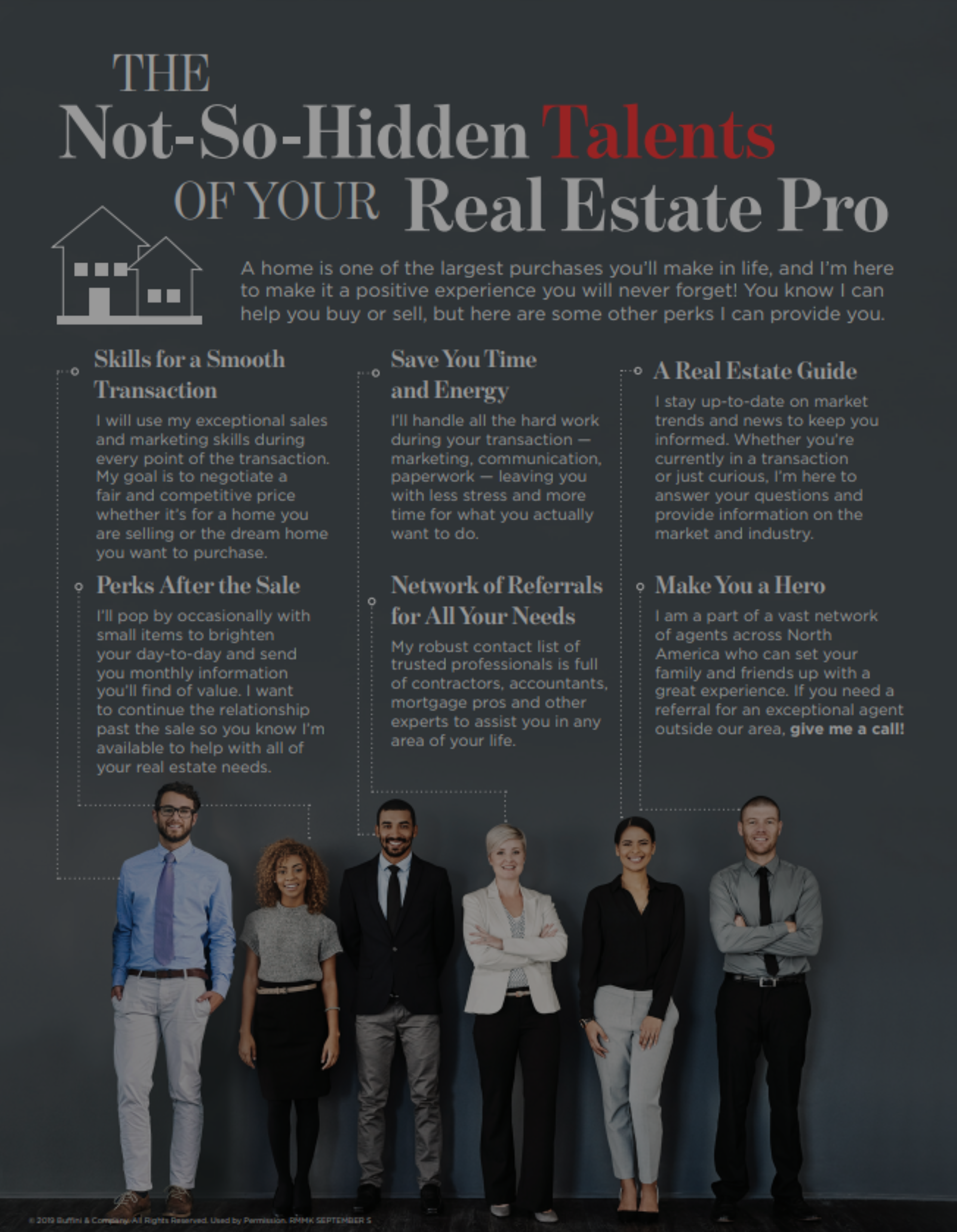 The Not-So-Hidden Talents of Your Real Estate Pro