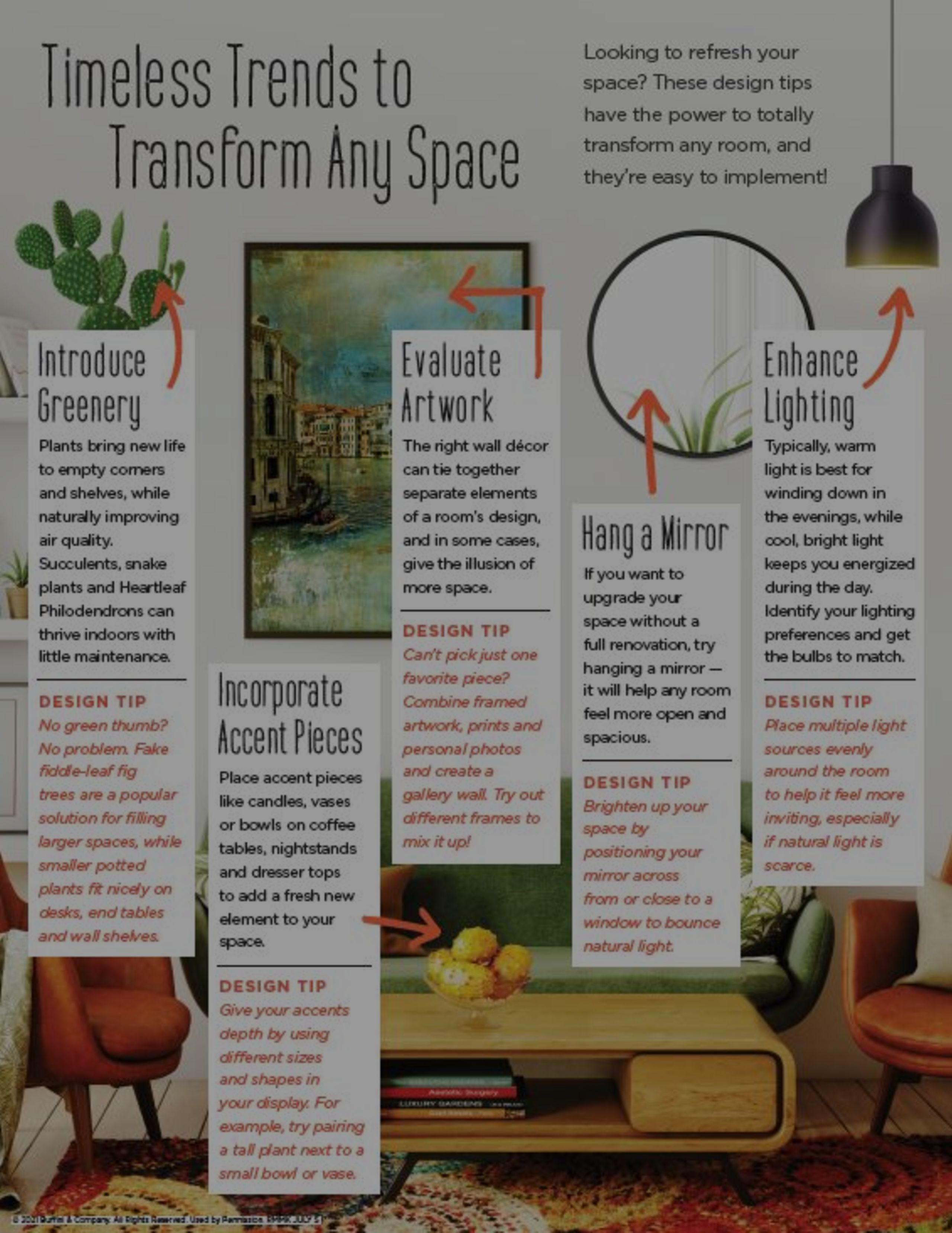 Timeless Trends for Any Space