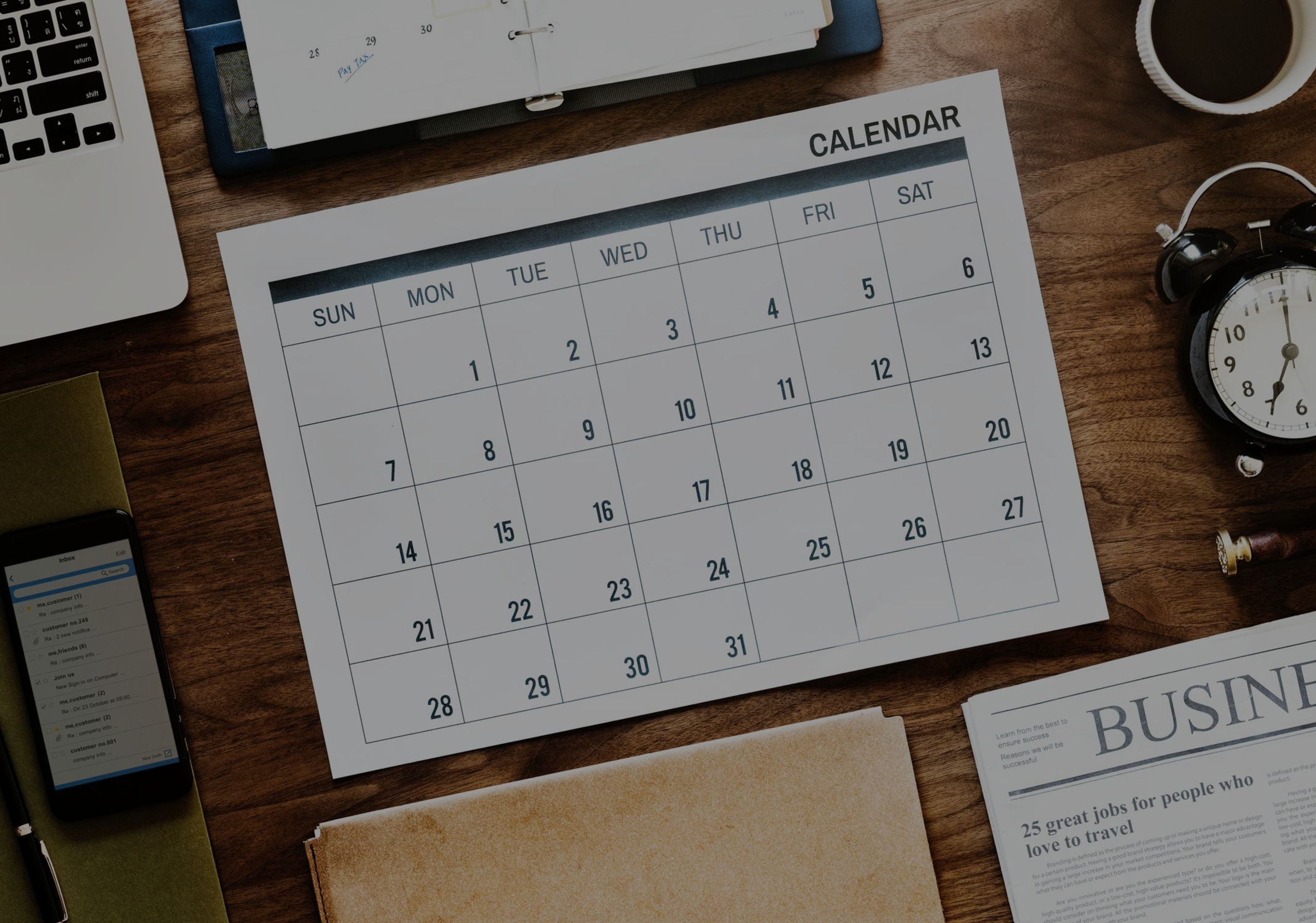 Steps To Selling Your Home: Step 15 – Schedule the Closing in your Calendar