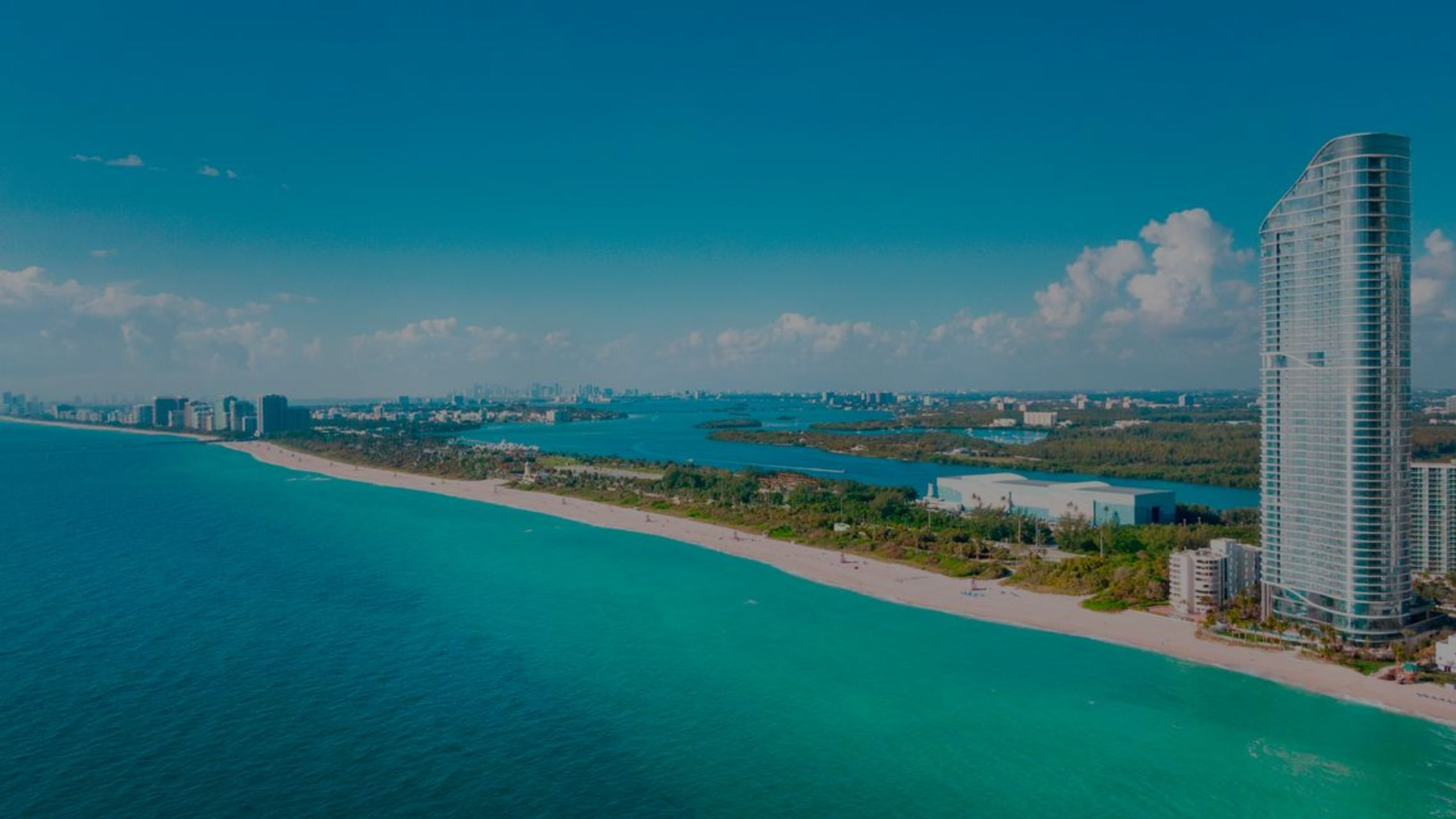 Luxury condo sales continue. This Sunny Isles penthouse went for $21 million