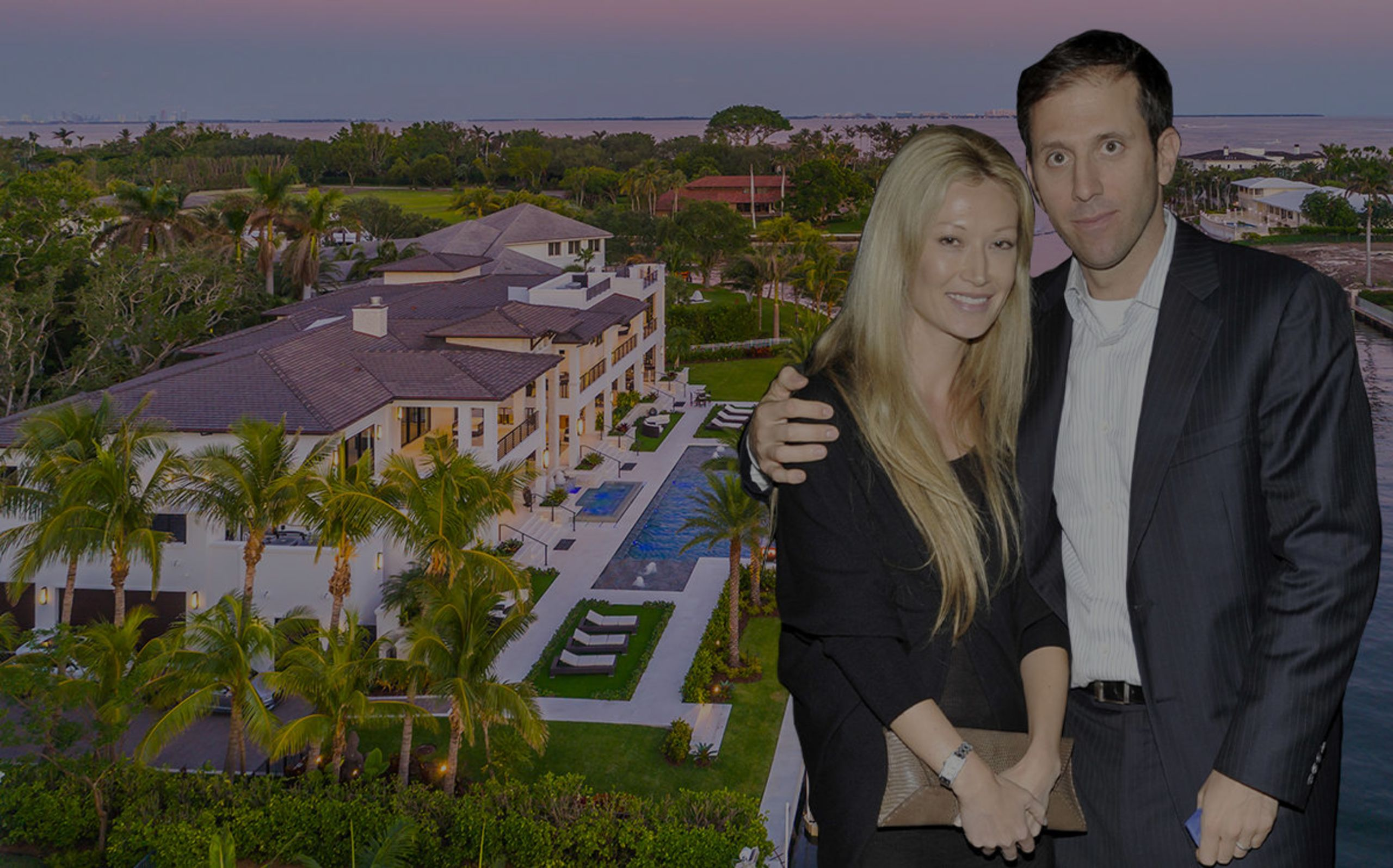 Private equity exec, fashion designer pay $22M for Gables Estates mansion