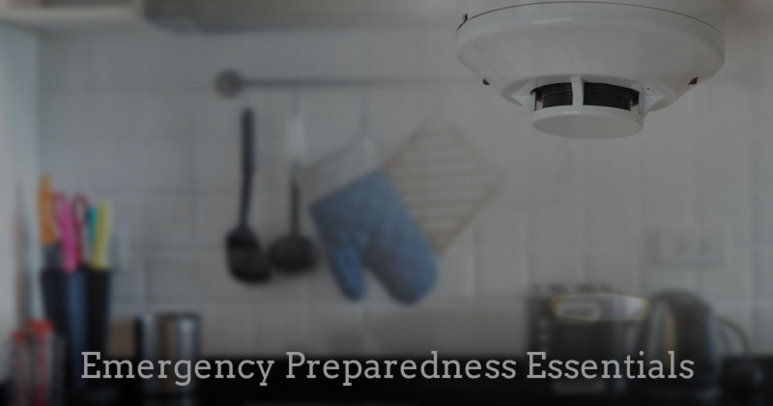 Emergency Preparedness Essentials