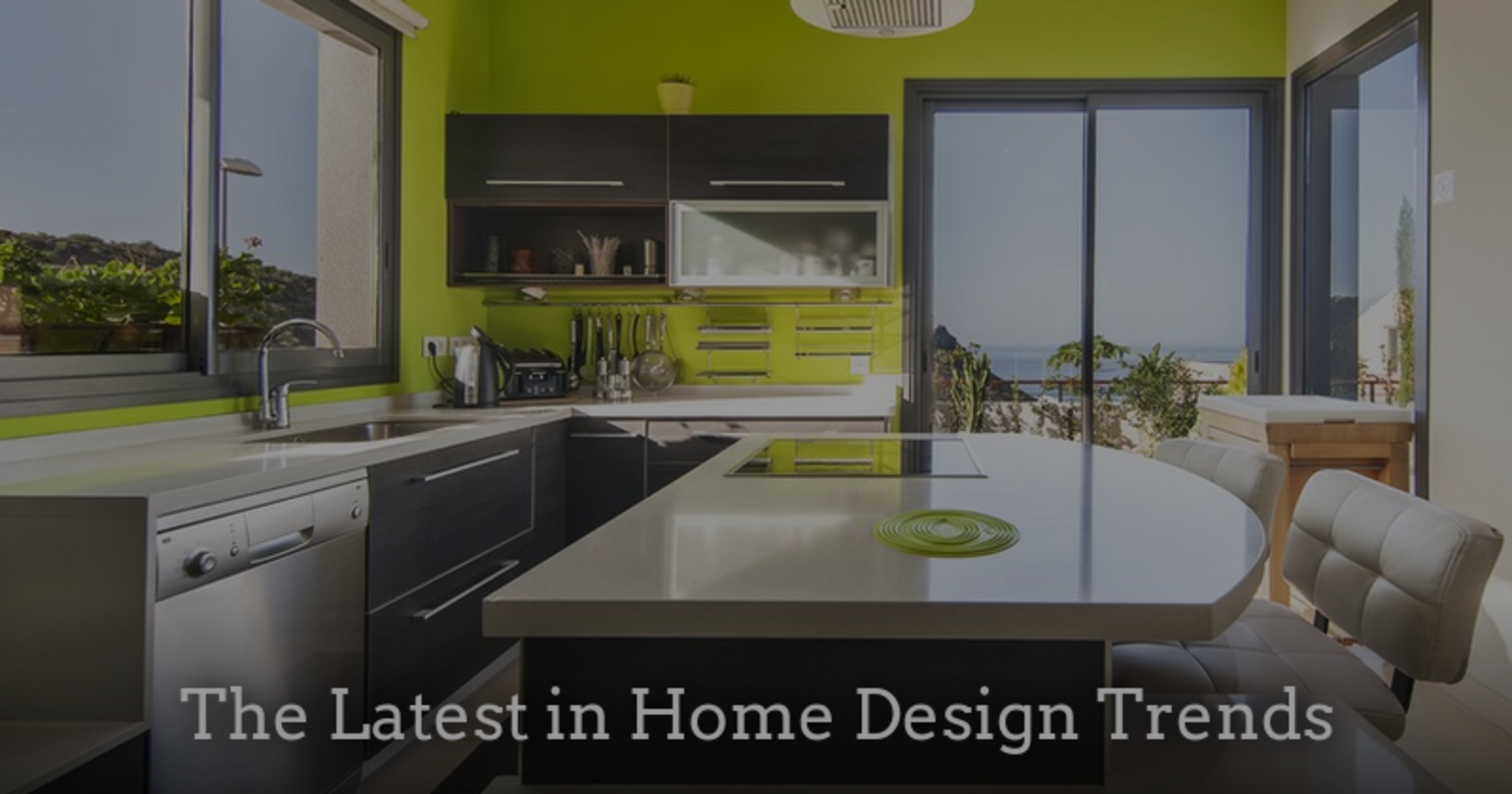The Latest in Home Design Trends