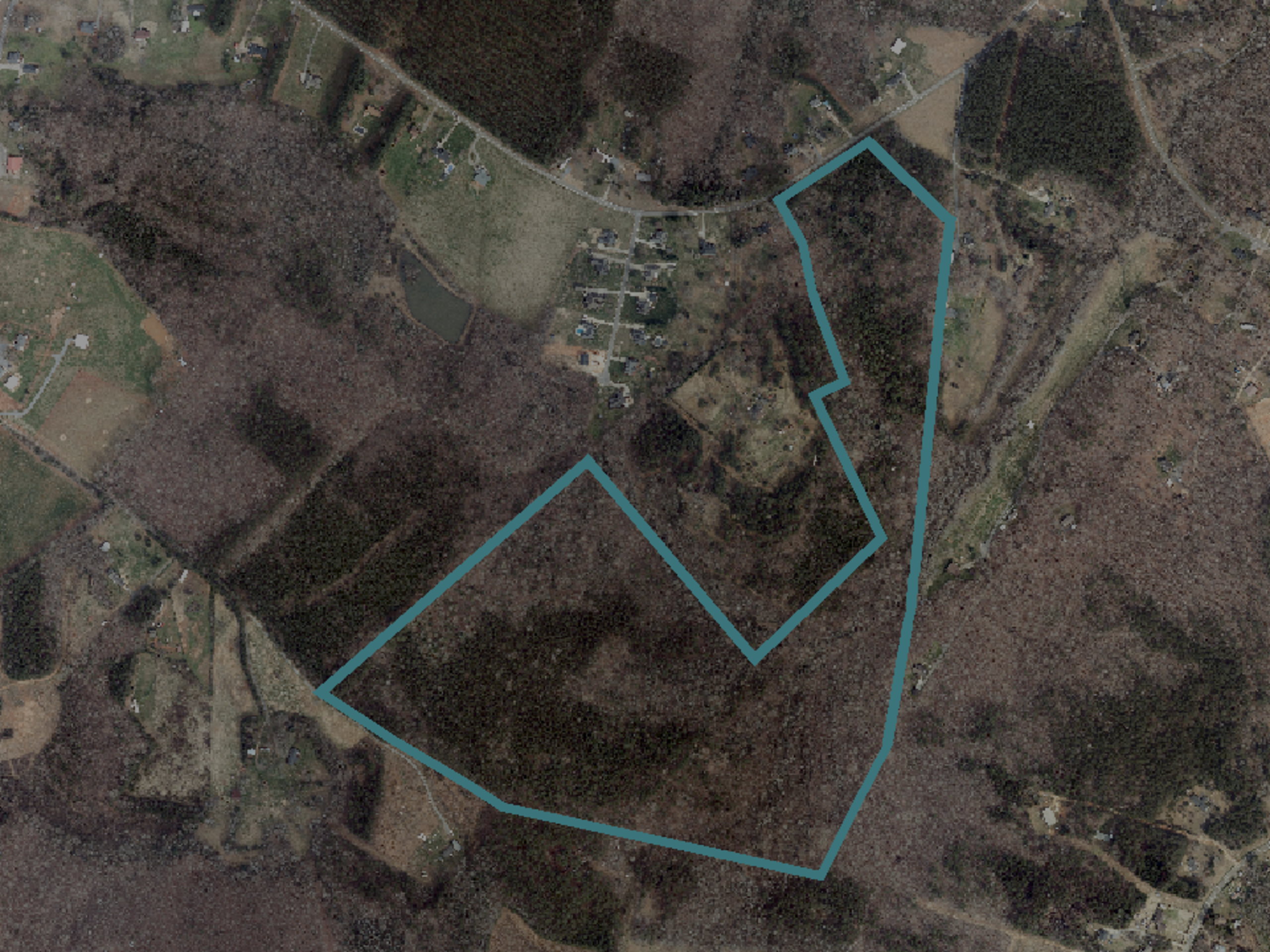 High Shoals Road Lincolnton Lot for Sale