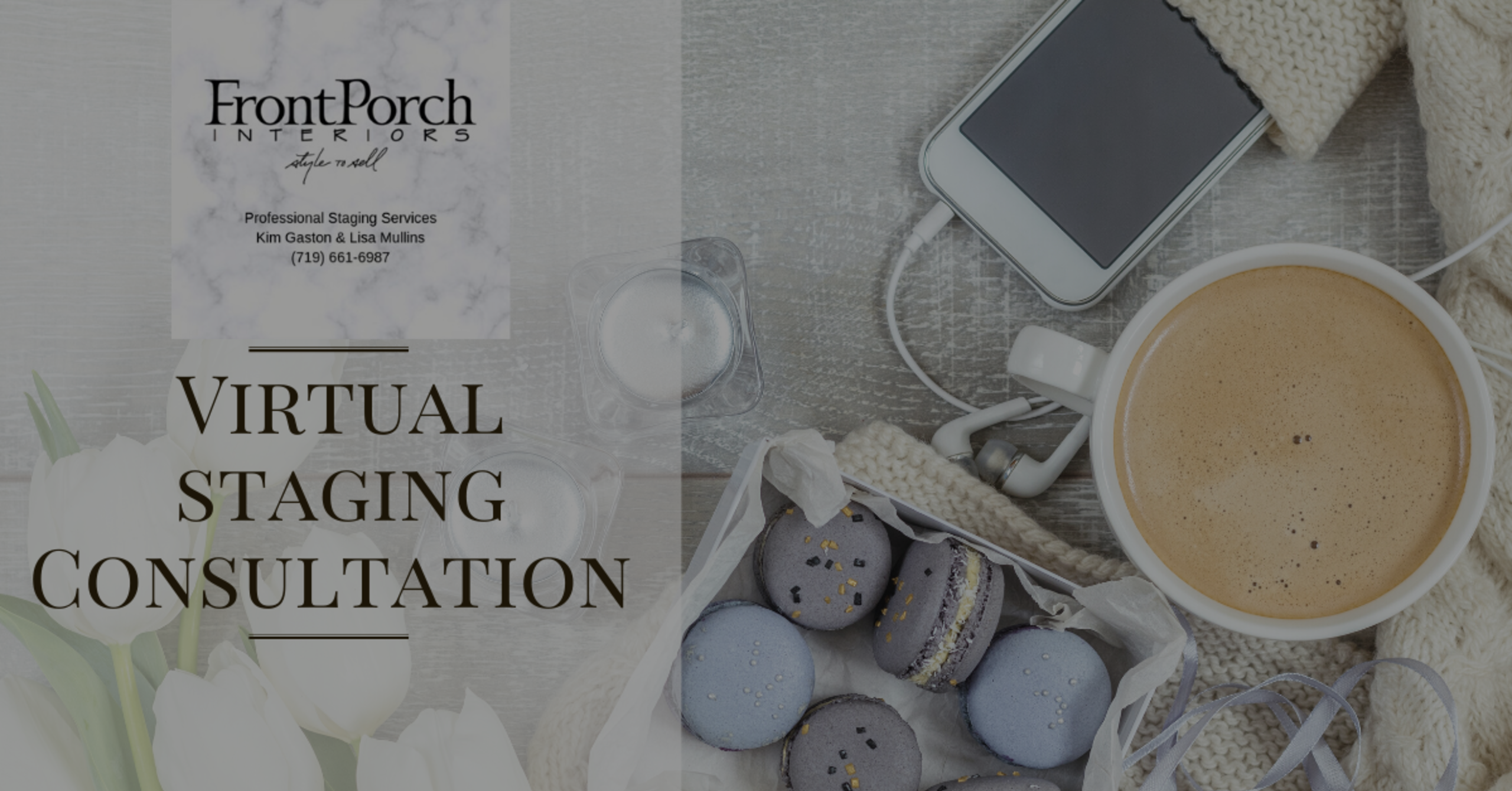 Virtual Staging Consultations