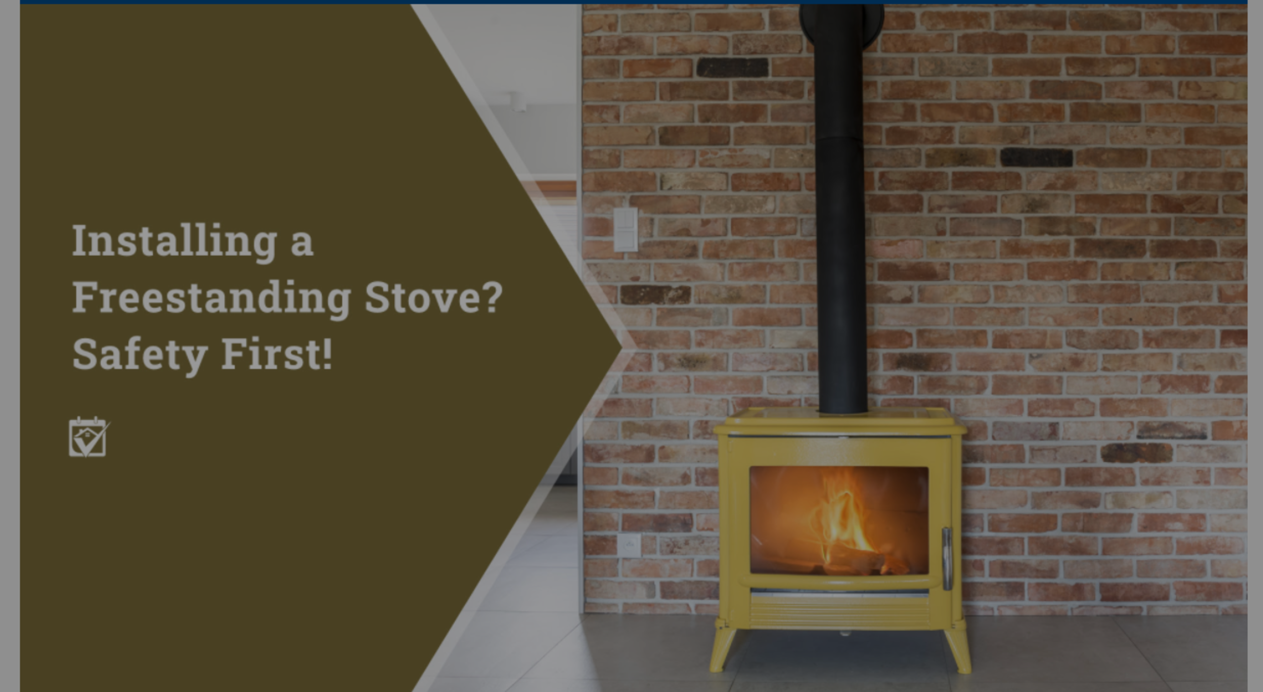 Installing a Freestanding Stove? Safety First!