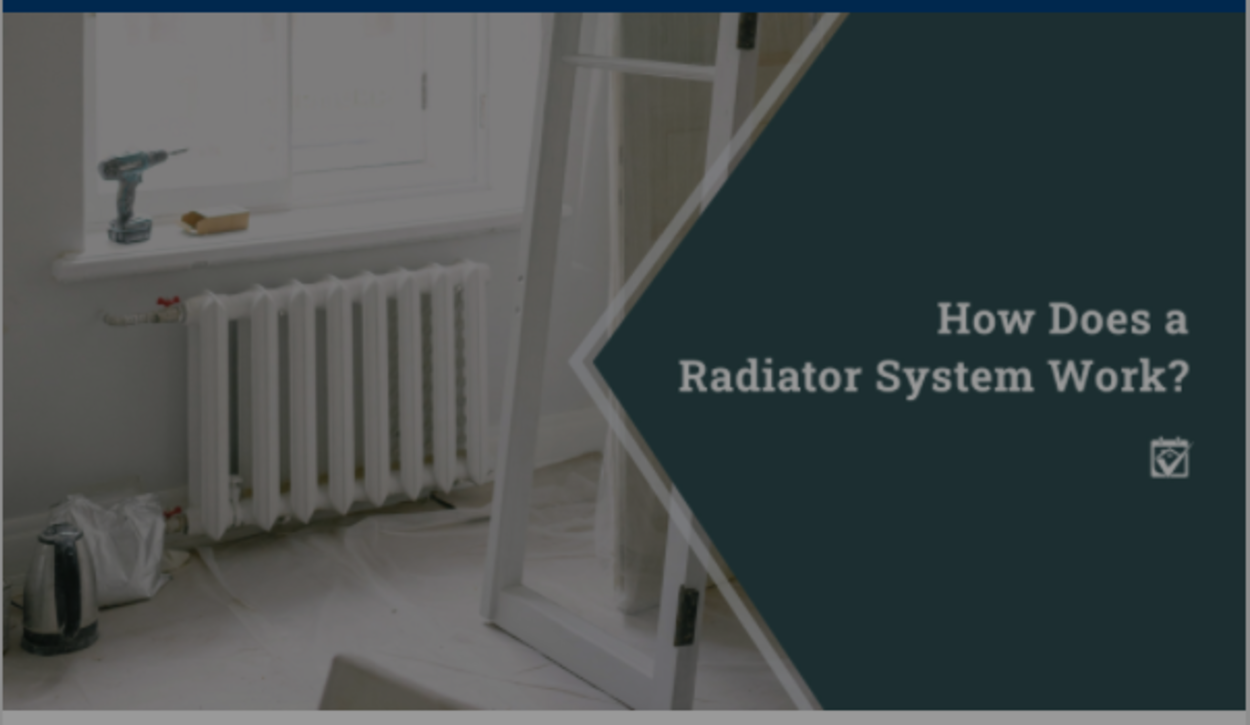 How Does a Radiator System Work?