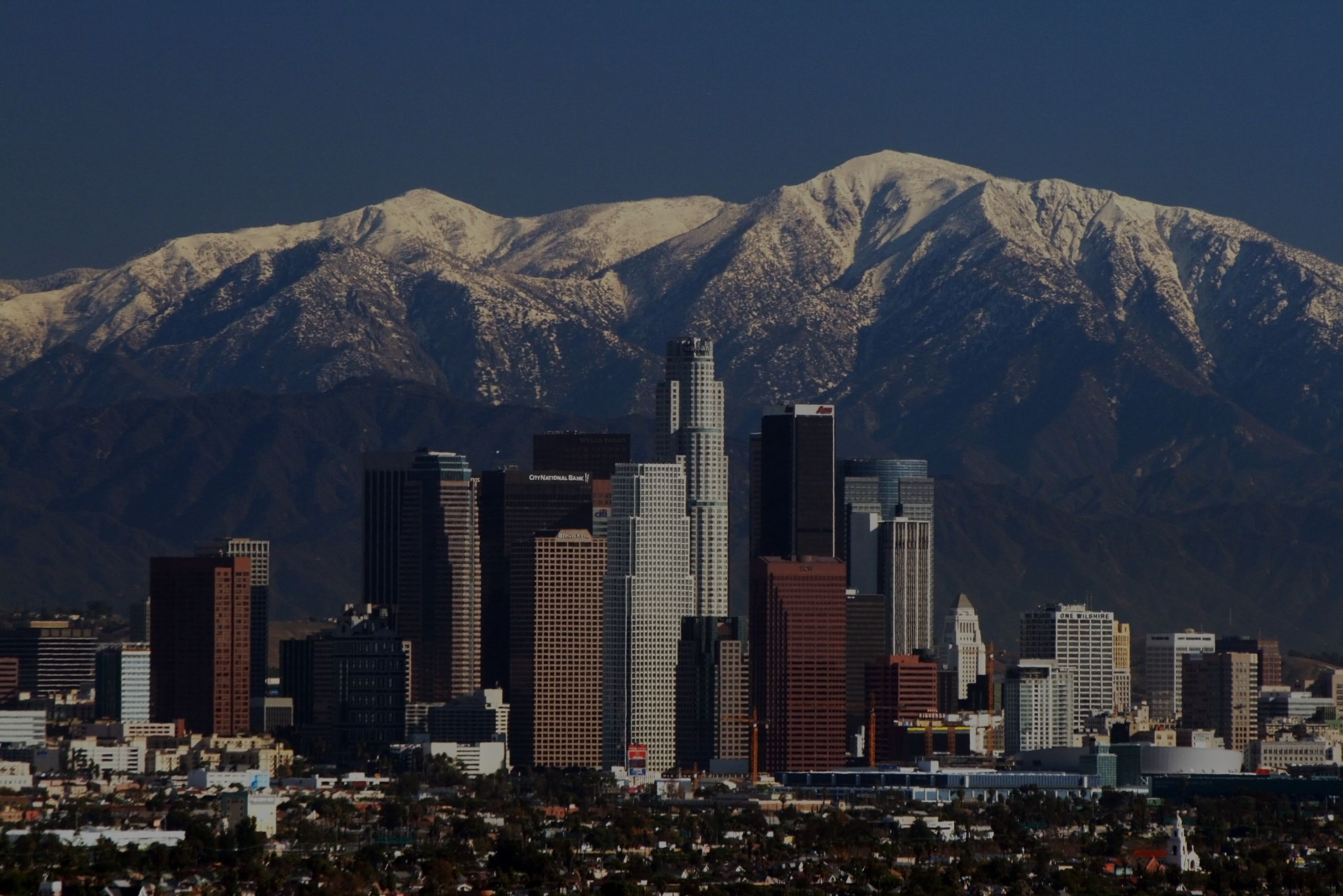 Places with Snow Near Los Angeles?