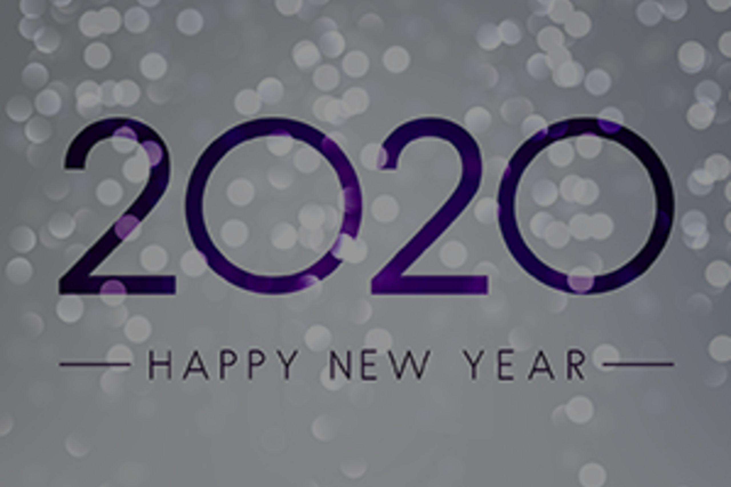 A New Decade and New Year! What's Our Vision for 2020?