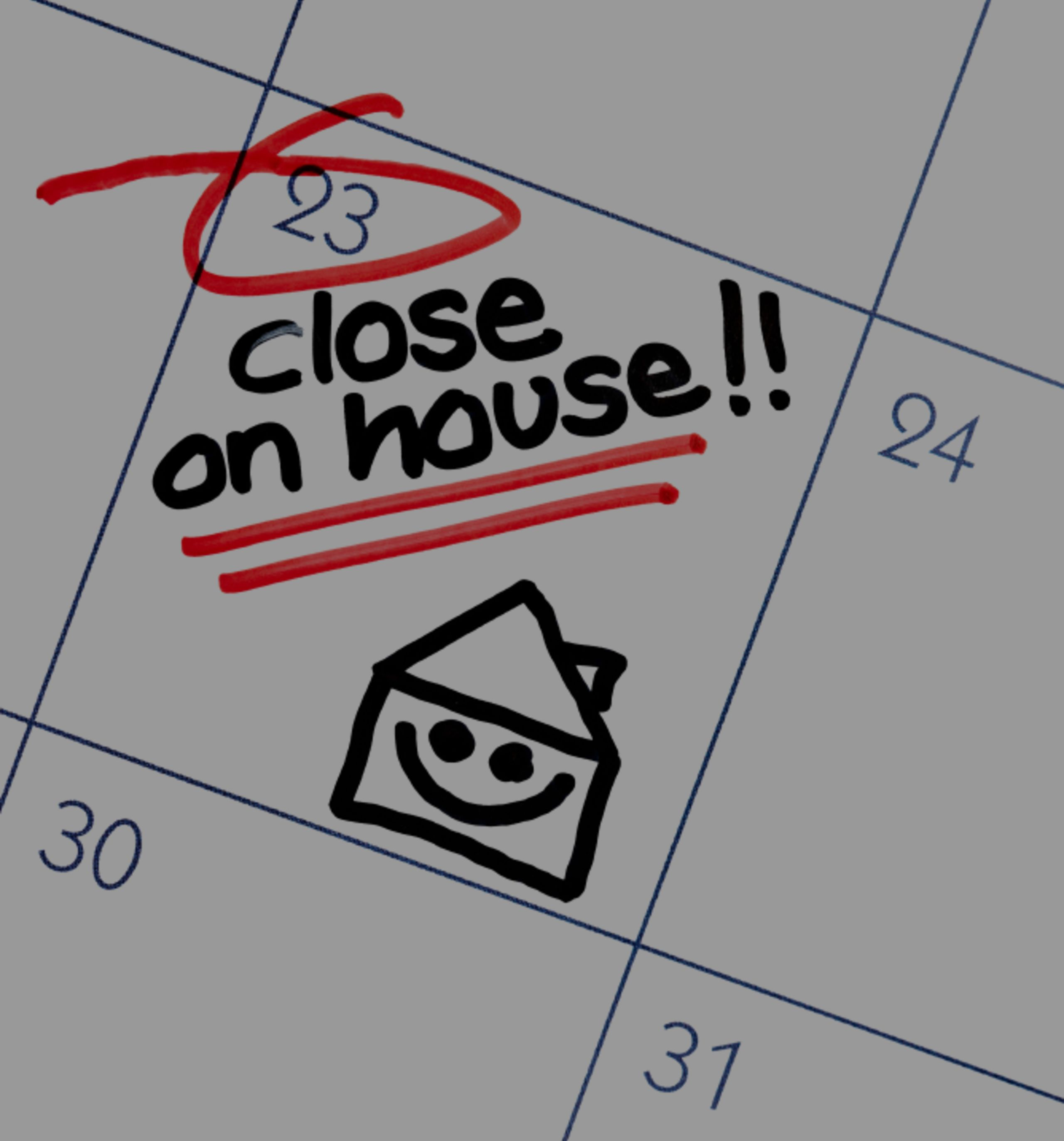 Step 13 to Buying a Home: Schedule The Closing On Your Calendar