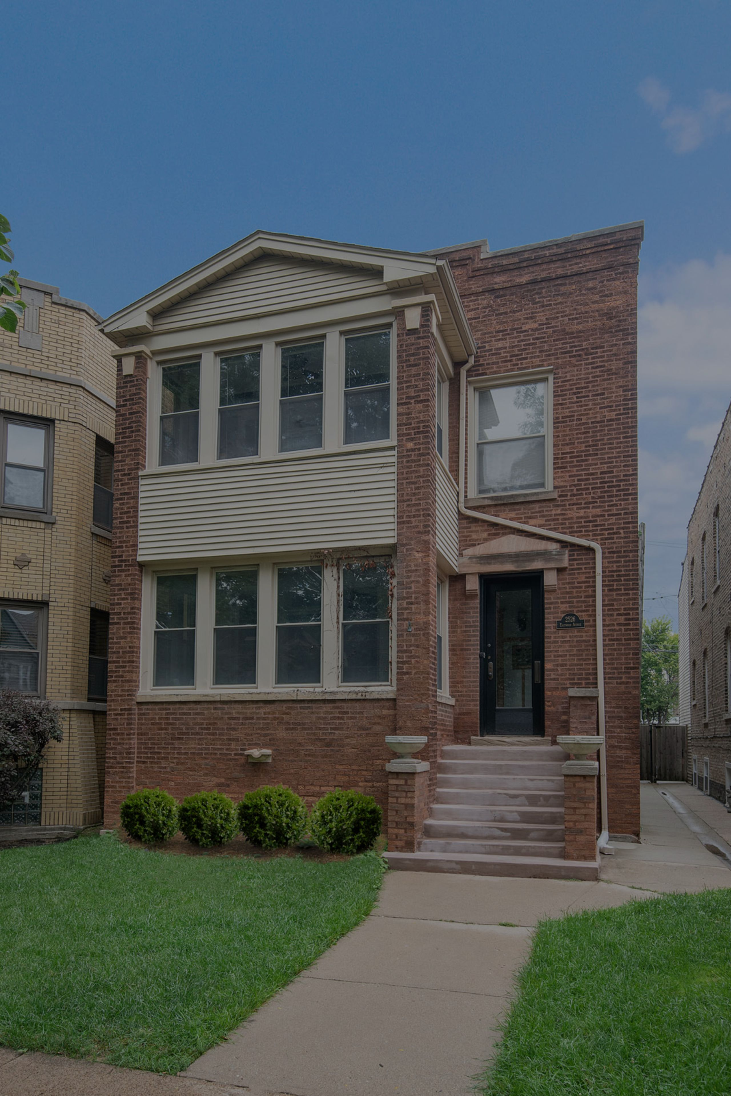 JUST SOLD: 2526 W EASTWOOD, Chicago, IL 60625