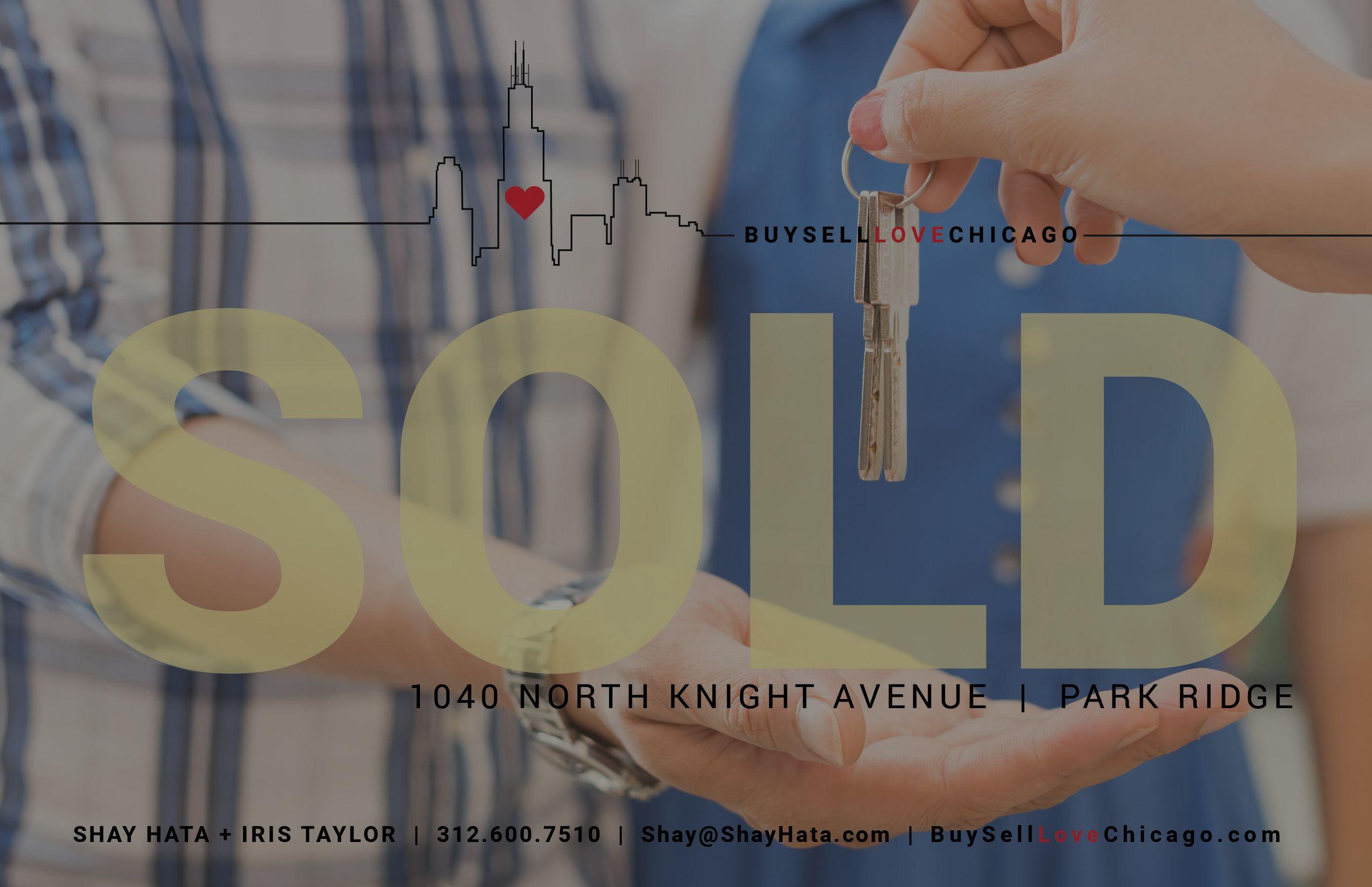 1040 N Knight Park Ridge, IL 60068
