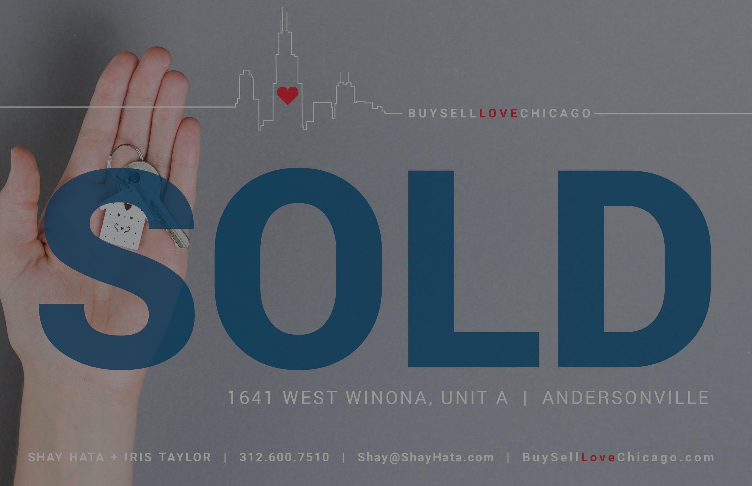 1641 W Winona St Unit A, Chicago, IL 60640