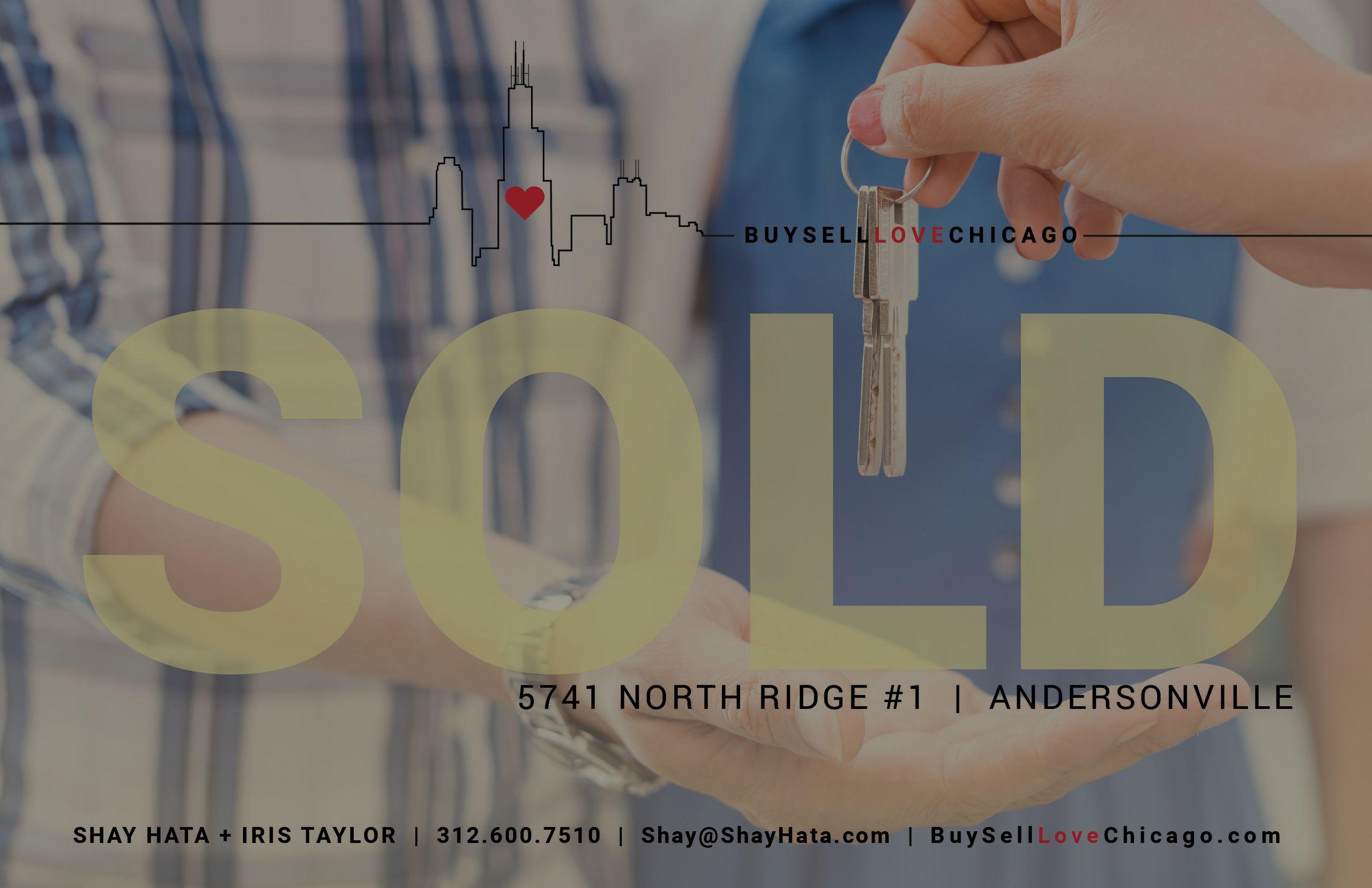 5741 N Ridge Ave Unit 1, Chicago, IL 60660